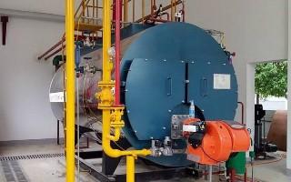 新疆燃气热风炉
